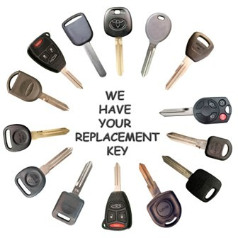Automotive Trade Cut Keys And Accessories