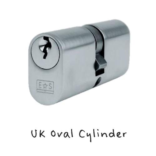 Uk Oval Cylinder