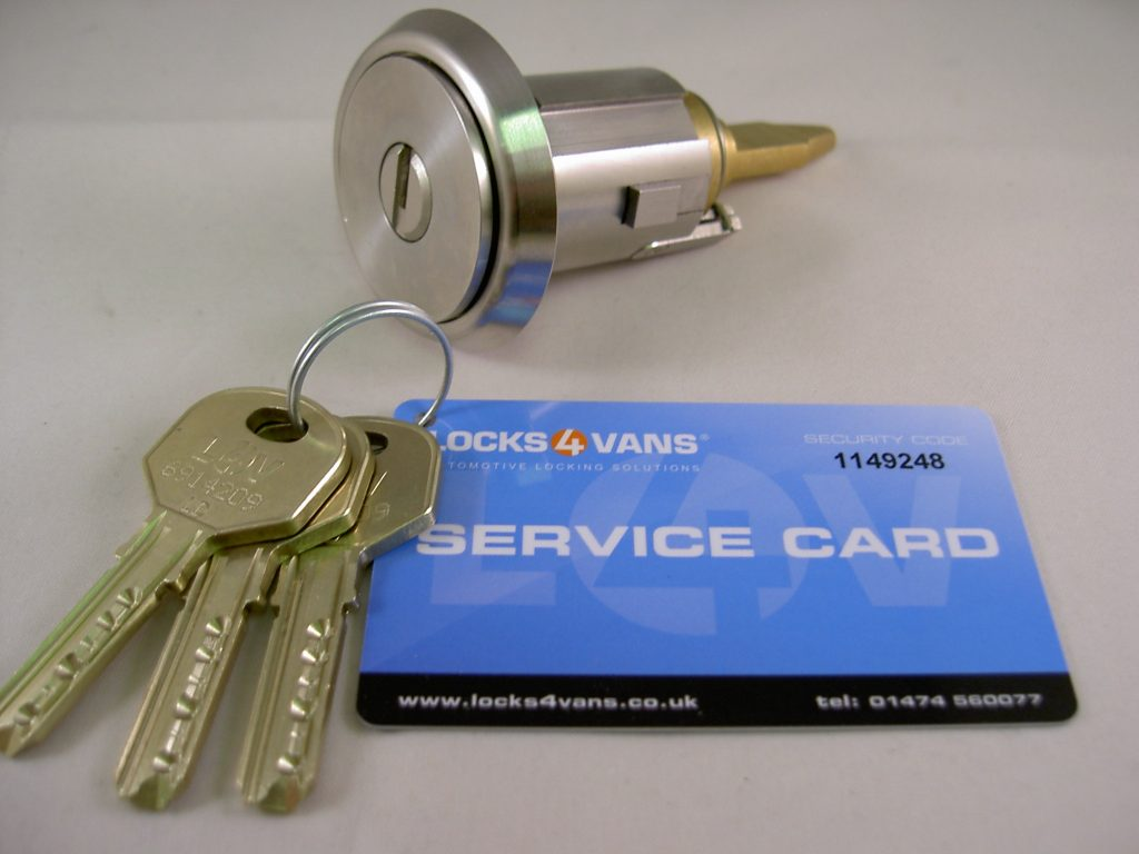 High Security Locks For Commercial Vans