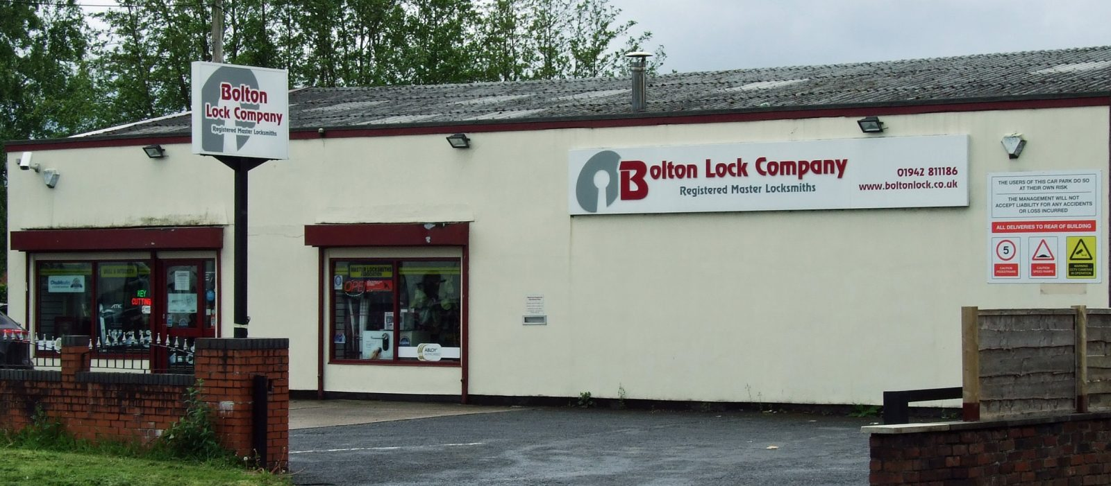 Welcome to Bolton Lock Company Ltd •
