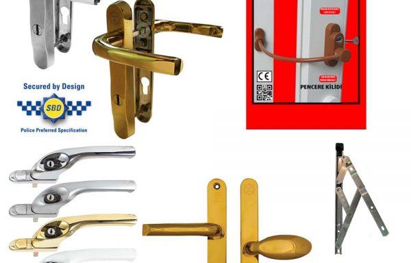 uPVC Accessories